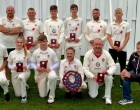 LEIGH WIN THE 2nd XI KO THE TITTERSHILL SHIELD
