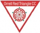 Orrell Red Triangle crest