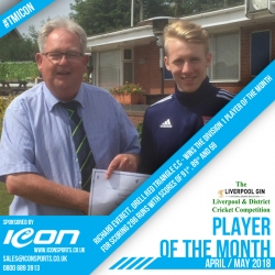 ICON PLAYERS OF THE MONTH (April/May)