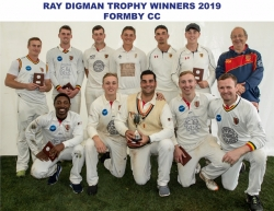 BOWL OUT TRIUMPH for FORMBY to win the RAY DIGMAN.