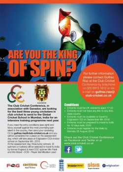 ARE YOU THE KING OF SPIN?
