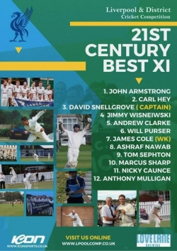 BEST COMP X1 THIS CENTURY ANNOUNCED. Snellgrove, Armstrong and Sharp stand out.